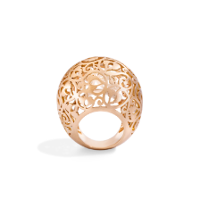 Anello Arabesque - Oro Rosa 18kt