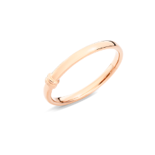 Bracciale Iconica Bangle - Oro Rosa 18kt