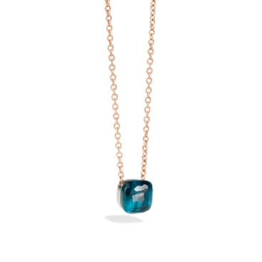 Pendant With Chain Nudo