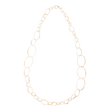 Necklace Gold - Rose Gold 18kt