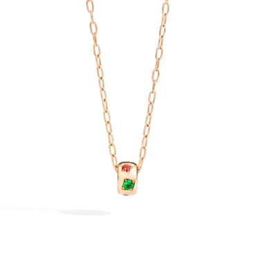 Iconica Colour Necklace With Pendant