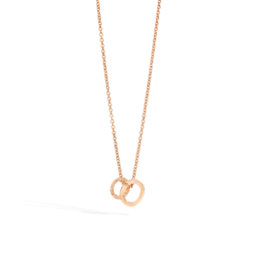 Brera Necklace With Pendant