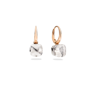 Earrings Nudo Petit