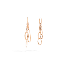 Earrings Gold - Rose Gold 18kt