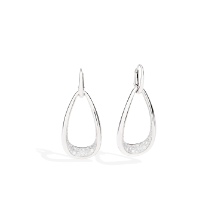 Fantina Earrings - White Gold 18kt, Diamond
